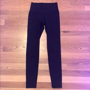 ivivva black leggings size 10